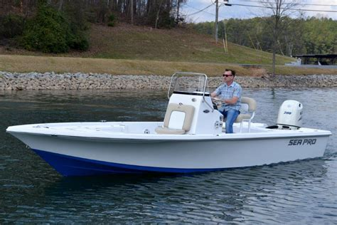sea pro bay boat sea pro boats for sale 9 boats