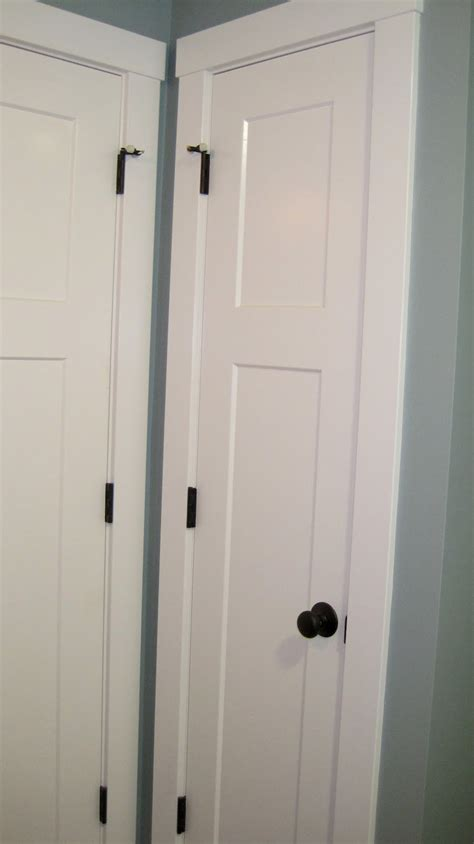 door trim styles i married a tree hugger coastal blue guest bathroom