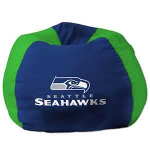 Bean Bag Chairs Seattle Northwest Seattle Seahawks Bean Bag Chair Nflshop