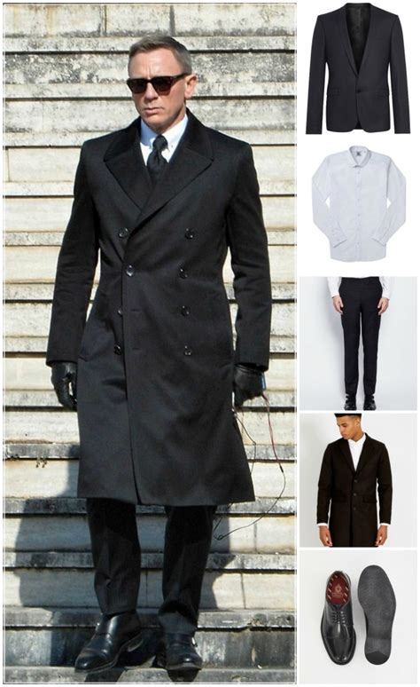 Bond Wardrobe by 4 Easy Ways To Get The Bond Spectre Style The Idle