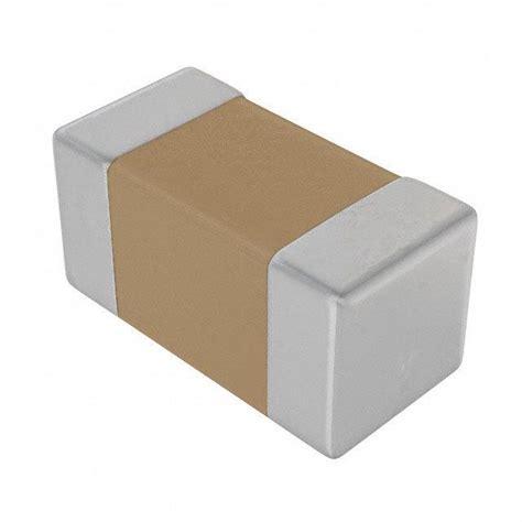 kemet capacitor footprint c0603c106m9pactu kemet 電容 digikey