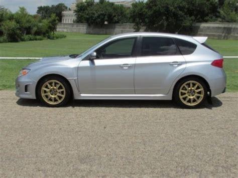 2012 subaru wrx exhaust find used 2012 impreza wrx sti awd hatchback greddy