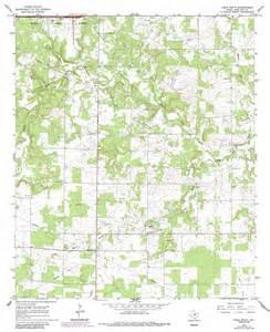 cisco map cisco south topographic map tx usgs topo 32098c8