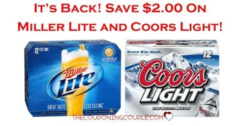 coors light grab rewards save 2 00 on miller lite and coors light
