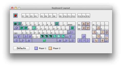 game keyboard layout how to turn your computer into a retro game arcade