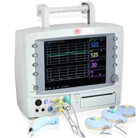 Ctg New Color new healthpower ctg monitoring new fetal monitor for sale