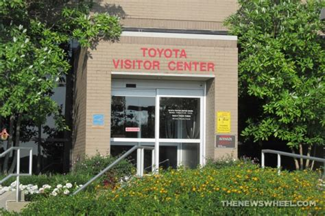Ky Toyota Kentucky Toyota Assembly Plant Tour Visitor Info Review
