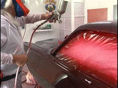 house of kolor how to paint a car kosmoski