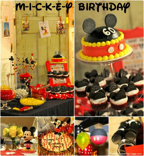 birthday themes mickey mouse mickey mouse balloon decorations party favors ideas