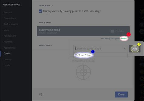 Discord Custom Playing | discord game detection tutorials fearless assassins