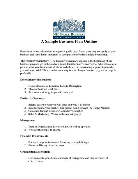 template of business business plan template pdf bikeboulevardstucson