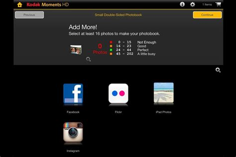 kodak printer app for android kodak introduces moments hd app for photo printing on digital trends