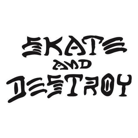 thrasher skate and destroy skate and destroy and thrasher