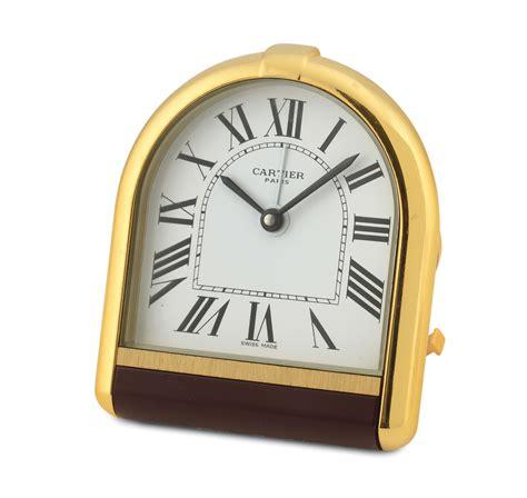 orologi da tavolo cartier cartier cassa no 02008 orologio da tavolo con funzione