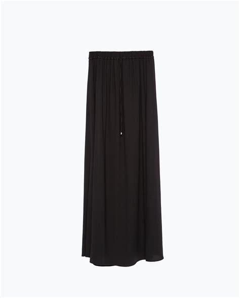 Zara Mini Skirt Rok Pendek Anak lange rok met splitten alles bekijken rokken zara belgi 235