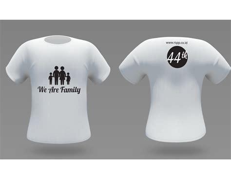 design kaos family gathering sribu desain seragam kantor baju kaos desain t shirt kao