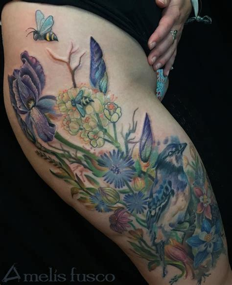image gallery meadow tattoo