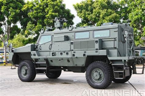 armored vehicles singapore army unveils pcsv armored vehicle