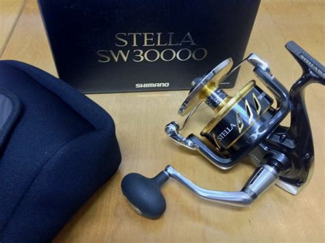 Reel Shimano Stella Sw 30000 shimano stella sw30000 spinning reel sw 30000 new 2013