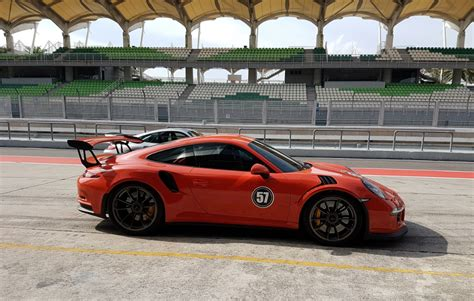 Porsche Open by Open Track Day For Porsche Owners At Sepang International