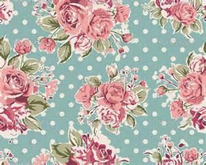 Wallpaper flower vintage pink on share online