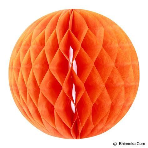 jual our honeycomb kertas orange murah