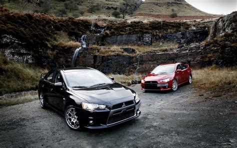 mitsubishi lancer wallpaper mitsubishi lancer evolution x wallpapers wallpaper cave