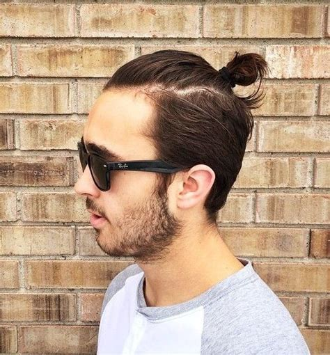 top knot hairstyle men 100 cool short hairstyles and haircuts for boys and men in