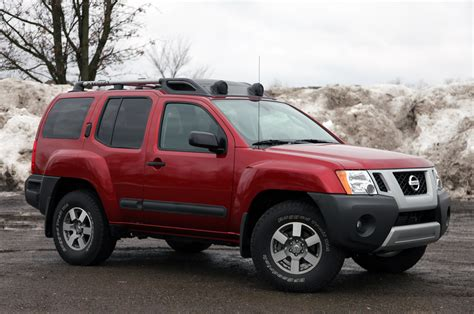 nissan xterra 2011 nissan xterra discontinued after 2015 autoblog