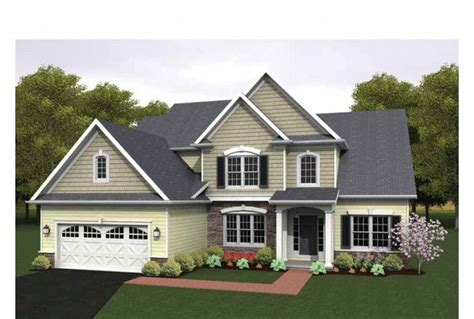two story colonial house plans eplans colonial house plan two story great room 2256