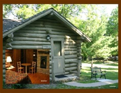 Rock Cabins by Starved Rock Cabin In The Woods