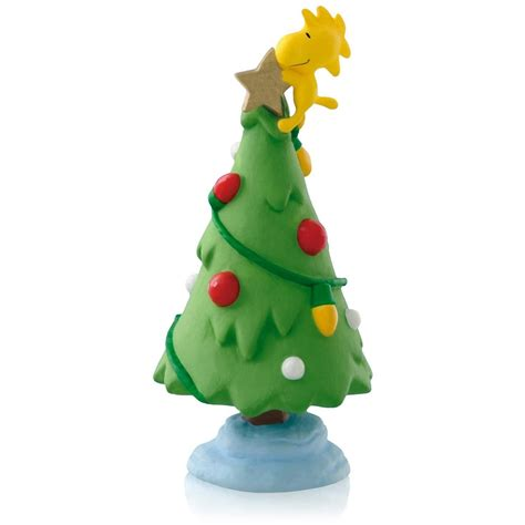 2015 decking the tree peanuts gang hallmark keepsake