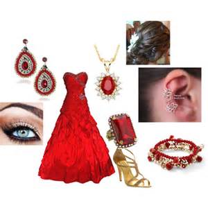 yule ball gryffindor polyvore