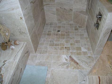 houzz bathroom floor tile leonardo travertine tiles beach style bathroom ta