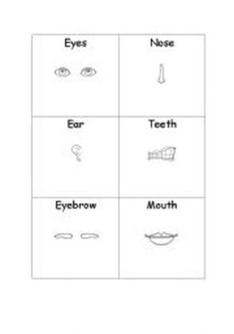 printable eyes ears nose and mouth 7 best images of free printable eyes nose mouth nose