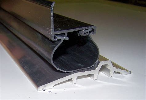 Rubber Floor Seals For Garage Doors by Garage Door Threshold