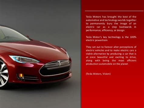tesla motors analysis darden school of business tesla strategic analysis