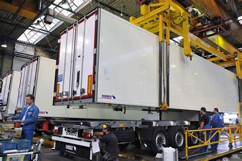 Bor Schmitz Shifts At Schmitz Cargobull Plant In Vreden Global