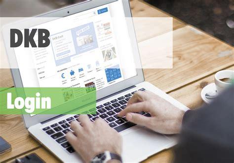dkb bank login dkb login www dkb de anmeldung girokonto sicheres