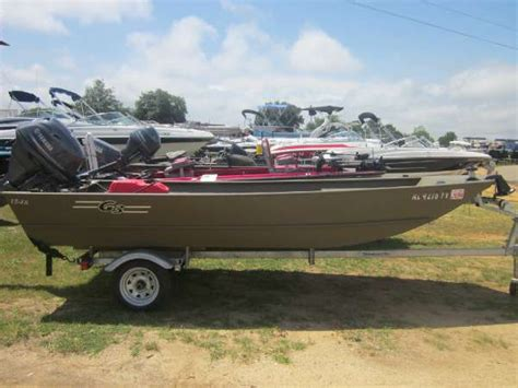 2015 used g3 boats 1548 vbw jon boat for sale dothan al - 1548 Jon Boat For Sale
