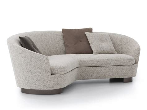 divano curvo jacques divano curvo divano curvo di minotti decor