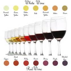 tasting colors h e wines wine knowledge