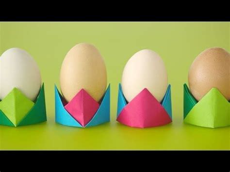 origami egg holder 492 best images about easter on free