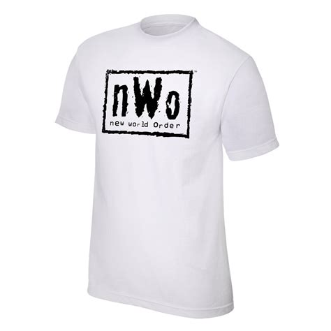 T Shirt Nwo nwo white authentic t shirt us