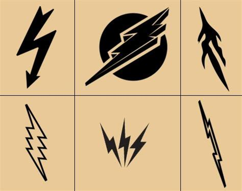 25 best ideas about lightning bolt on zeus