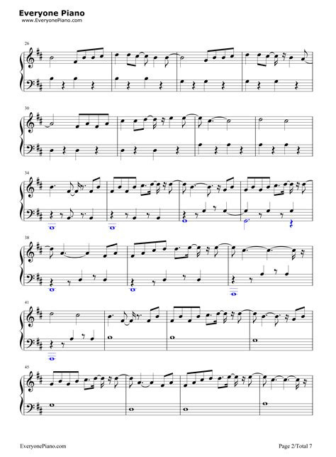 despacito chord despacito luis fonsi stave preview 2 free piano sheet