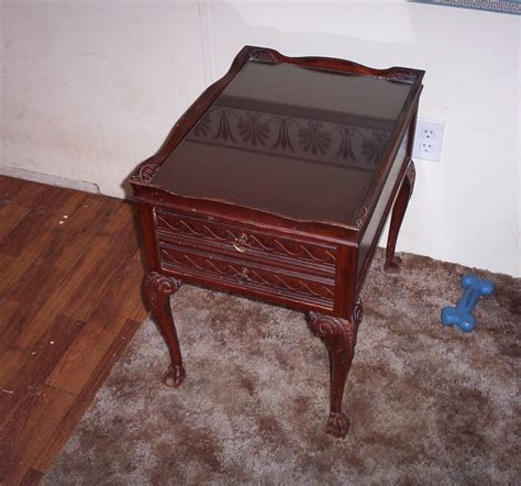 antique end tables for sale antique end table glass top inlay for sale antiques com