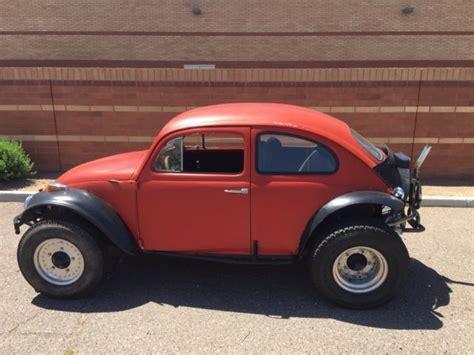 1964 vw bug beetle baja
