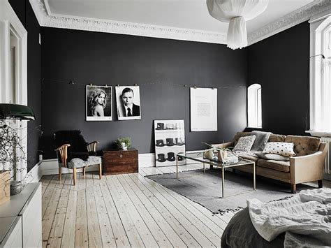black and white scandinavian home design ideas include
