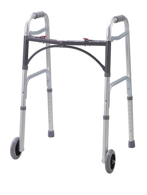 the walker lightweight rolling walker